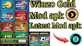 Winzo Gold mod apk[Today]......