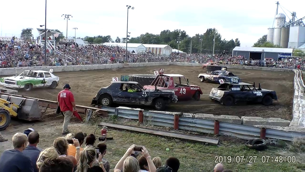 Munger Potato Festival 2020 Munger Potato Festival 2019 Heat 3(Big cars) (July 27,2019)Munger