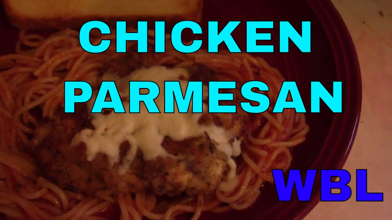 olive garden chicken parmesan recipe - YouTube