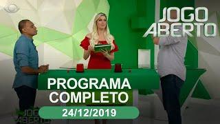 Jogo Aberto - 24/12/2019 - Programa completo