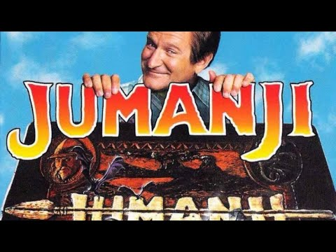 Jumanji 1995 - Robin Williams, Kirsten Dunst, Bonnie Hunt ,  Adventure, Comedy, Family - Full Hd.