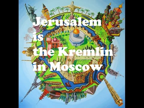Did You Know? The Kremlin in Moscow is Actually Jerusalem in the Bible! Anatoly Fomenko Chronology