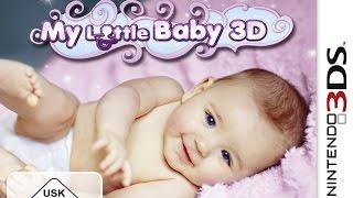 My Little Baby 3D Gameplay (Nintendo 3DS) [60 FPS] [1080p]