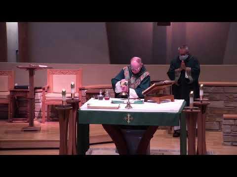 Wednesday 8:45am Mass for Notre Dame Parish School (9/2)