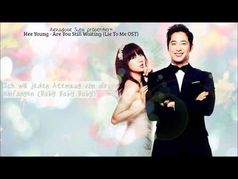 [HD] Hee Young - Are You Still Waiting [German Subs]