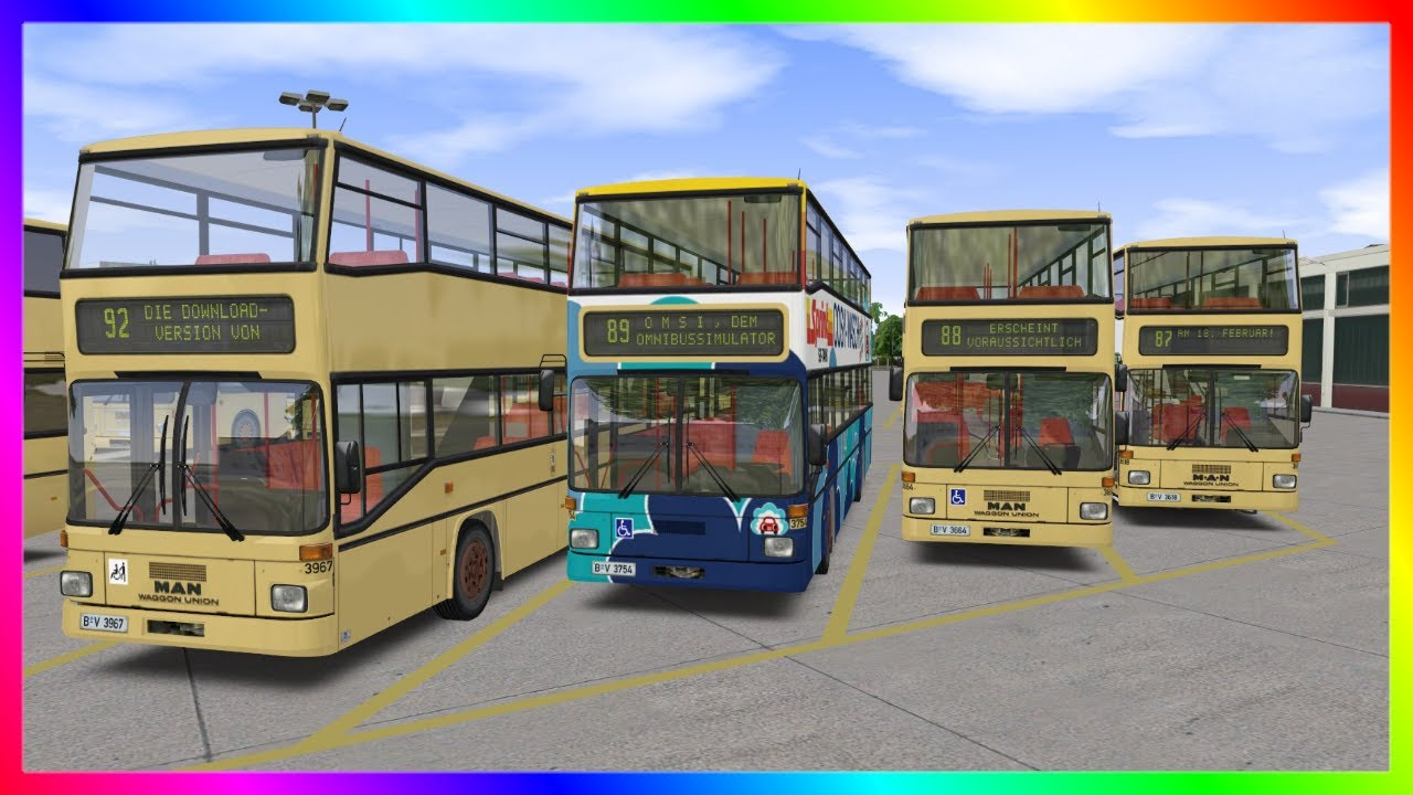 tuto fr comment avoir omsi the bus simulator youtube. Black Bedroom Furniture Sets. Home Design Ideas