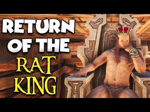 Return of the RAT KING  -  333k Special  - Conan Exiles