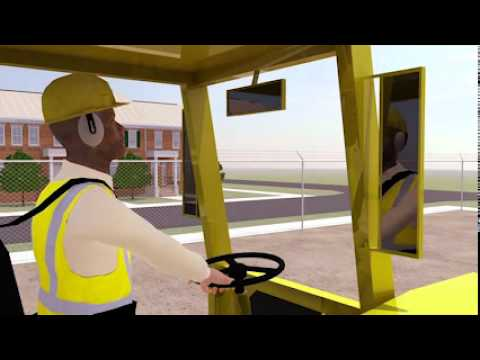 Vehicle Back-Over: Prevention Video (v-Tool): Struck-by Accidents in Construction