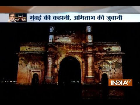 Mumbai: Watch Amazing Laser Show At Gateway Of India On 71st Independence Day