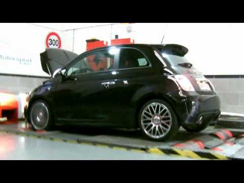 Watch on fiat 500 abarth