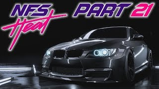 """Need For Speed Heat - Let's Play - Part 21 - """"On The Run"""""""