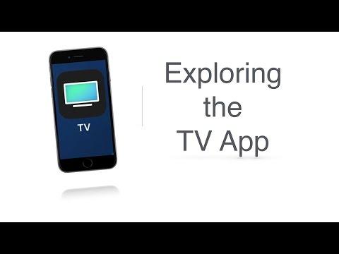 iFocus Exploring the TV App  Apple Accessibility