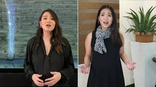 Angelic divas Pops Fernandez, Aicelle Santos, Maricris Garcia cover 'In Arms of An Angel'
