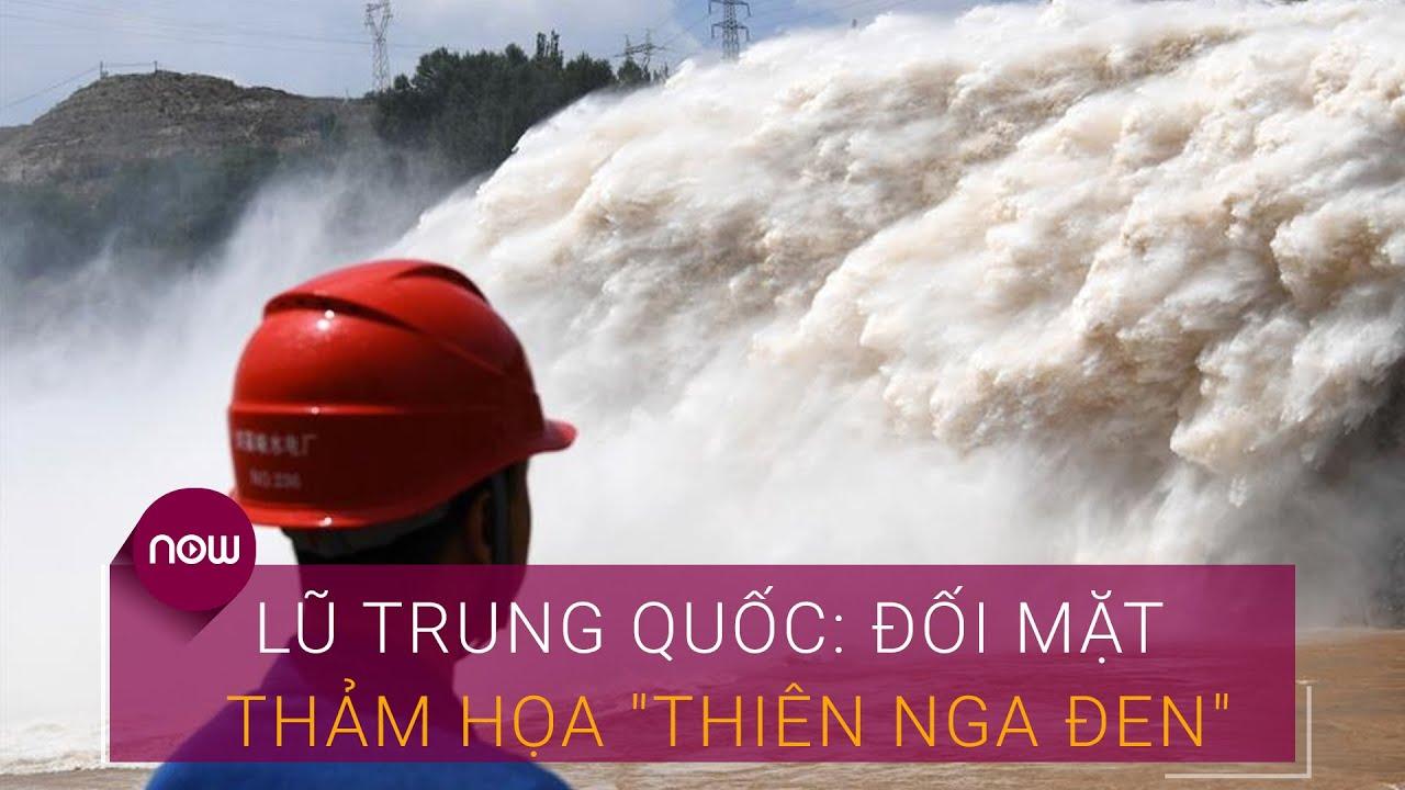 Tin Tức Mới Nhất Lũ Lụt Trung Quốc Thảm Họa Thien Nga đen Co Trở Lại Vtc Now Youtube