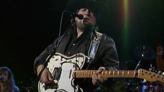 Waylon Jennings - ''Are You Sure Hank Done It This Way'' [Live from Austin, TX]