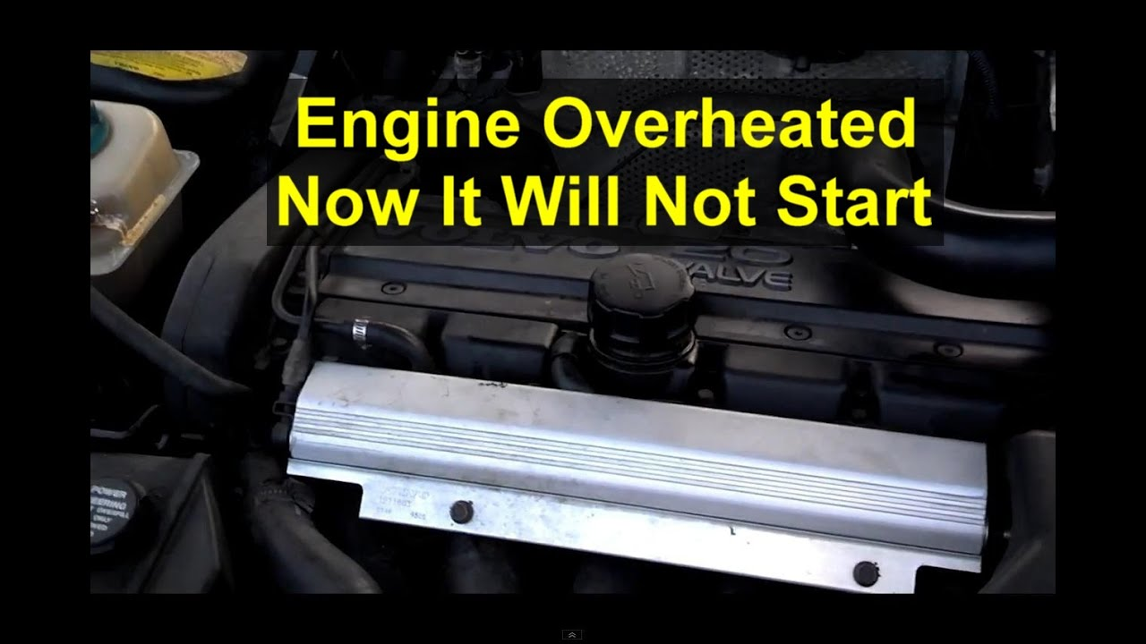 Nissan Altima: If your vehicle overheats