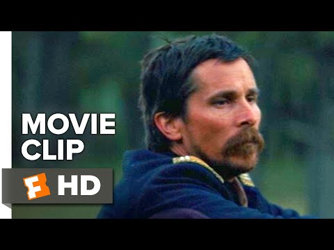 Hostiles Movie Clip - The Finality of Death (2017)   Movieclips Coming Soon