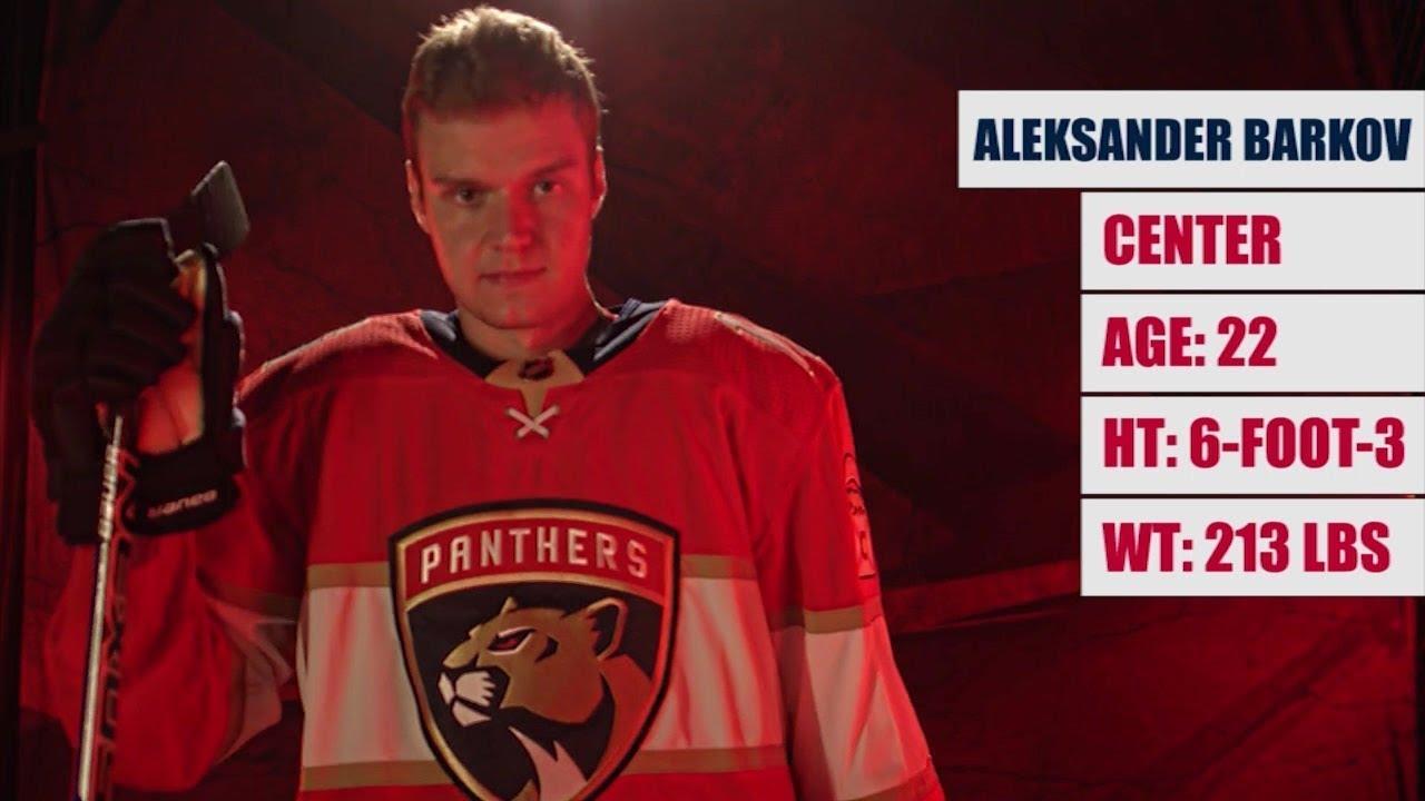 online store 89f9a 552d8 Hockey 101: Aleksander Barkov player spotlight