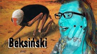 Arte maldito y perturbador. La Obra de Zdzisław Beksiński