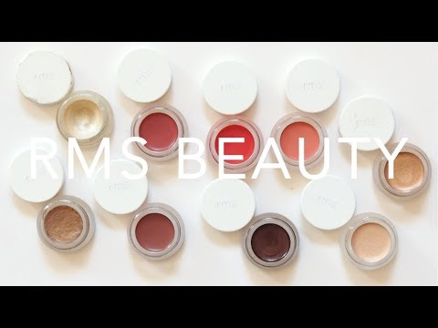 RMS Beauty Brand Review | Luminizer, Bronzer, Lip2Cheek, Eye Polish, Swift Shadow, Wild With Desire