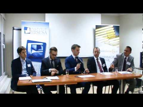 Fractional reserve banking   Discussion panel @ Summer Austrian Seminar 2013