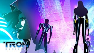 The Jolly Tricksters | TRON: Uprising | Disney XD