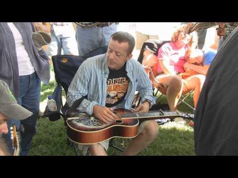 My Home & Two Shoes - Townsend Bluegrass Gospel Jam 9-24-11.wmv