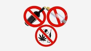 Алкоголизм и наркомания - вредные привычки. Жанов В.Г.