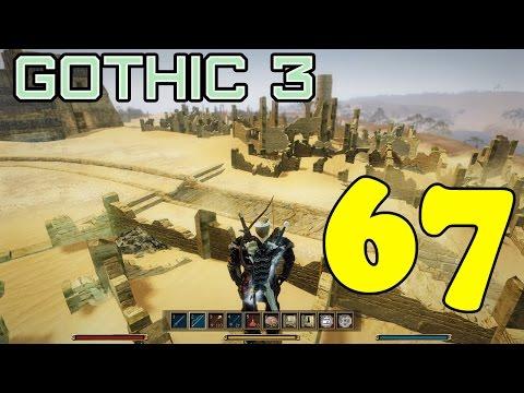 Gothic 3 #67 (Руины Аль-Шедима)