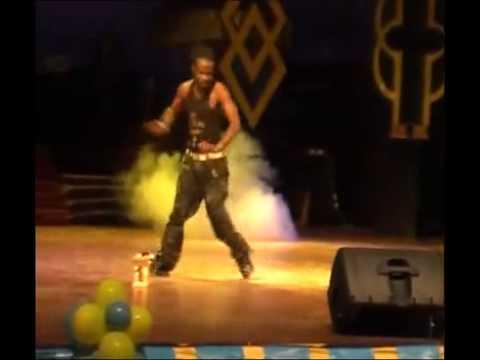Paatee Ghana no.1 dancer