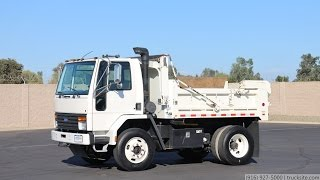 1995 Ford CF7000 5-7 Yard Dump Truck for Sale