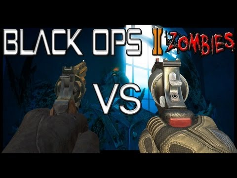 Bo2 Zombies: Python vs Executioner ~ Zombie Weapon Comparison Ep. 7