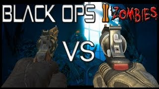 Bo2 Zombies: Python vs Executioner ~ Zombie Weapon Comparison Ep. 7