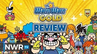 WarioWare Gold (3DS) Review (Video Game Video Review)