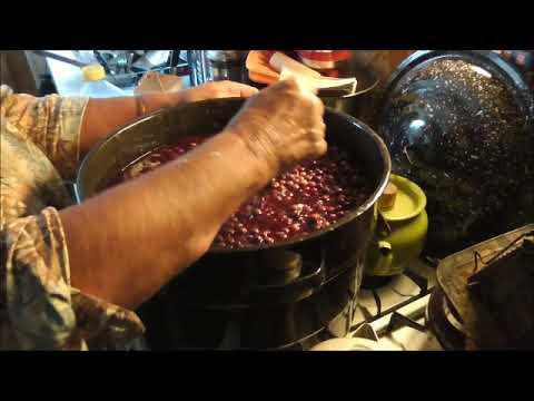 Making Chokecherry Jelly & Syrup