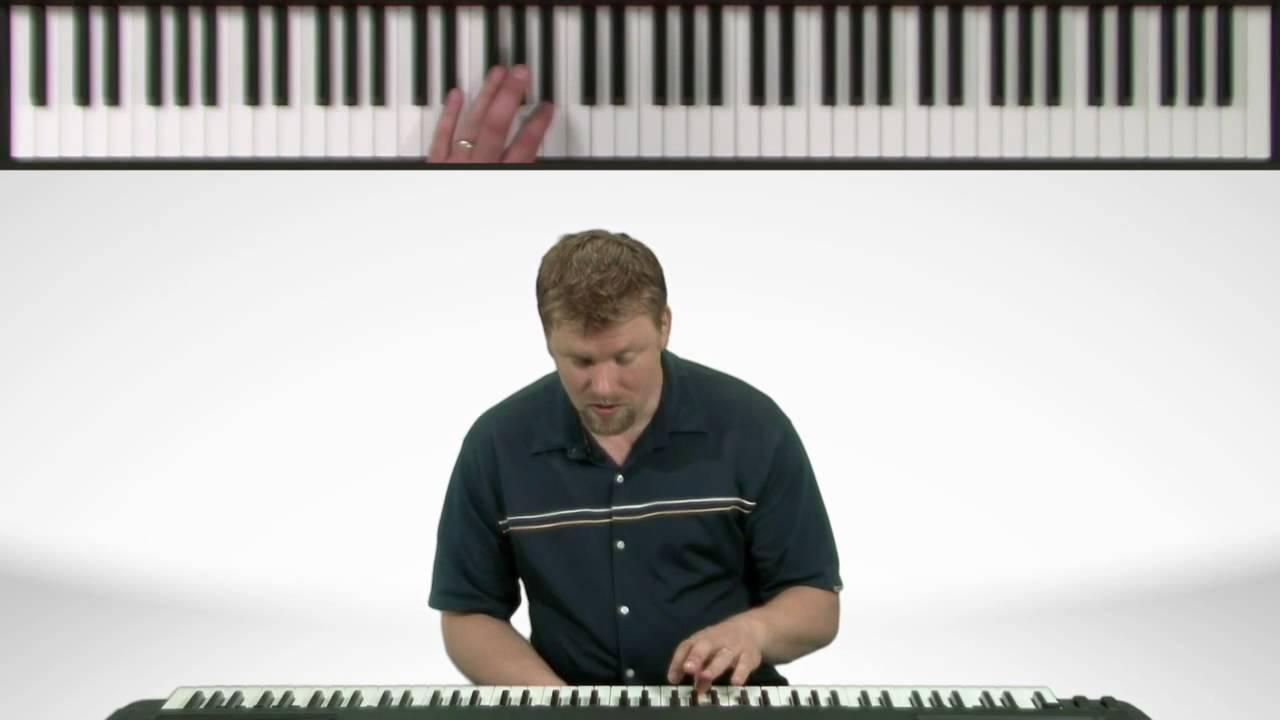 C Minor Harmonic Scale - Piano Scale Lessons