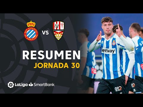 Espanyol Logrones Goals And Highlights