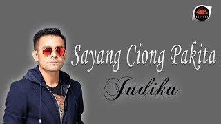 Judika - Sayang Ciong Pa Kita [Official Music Liryc] Lagu MANADO