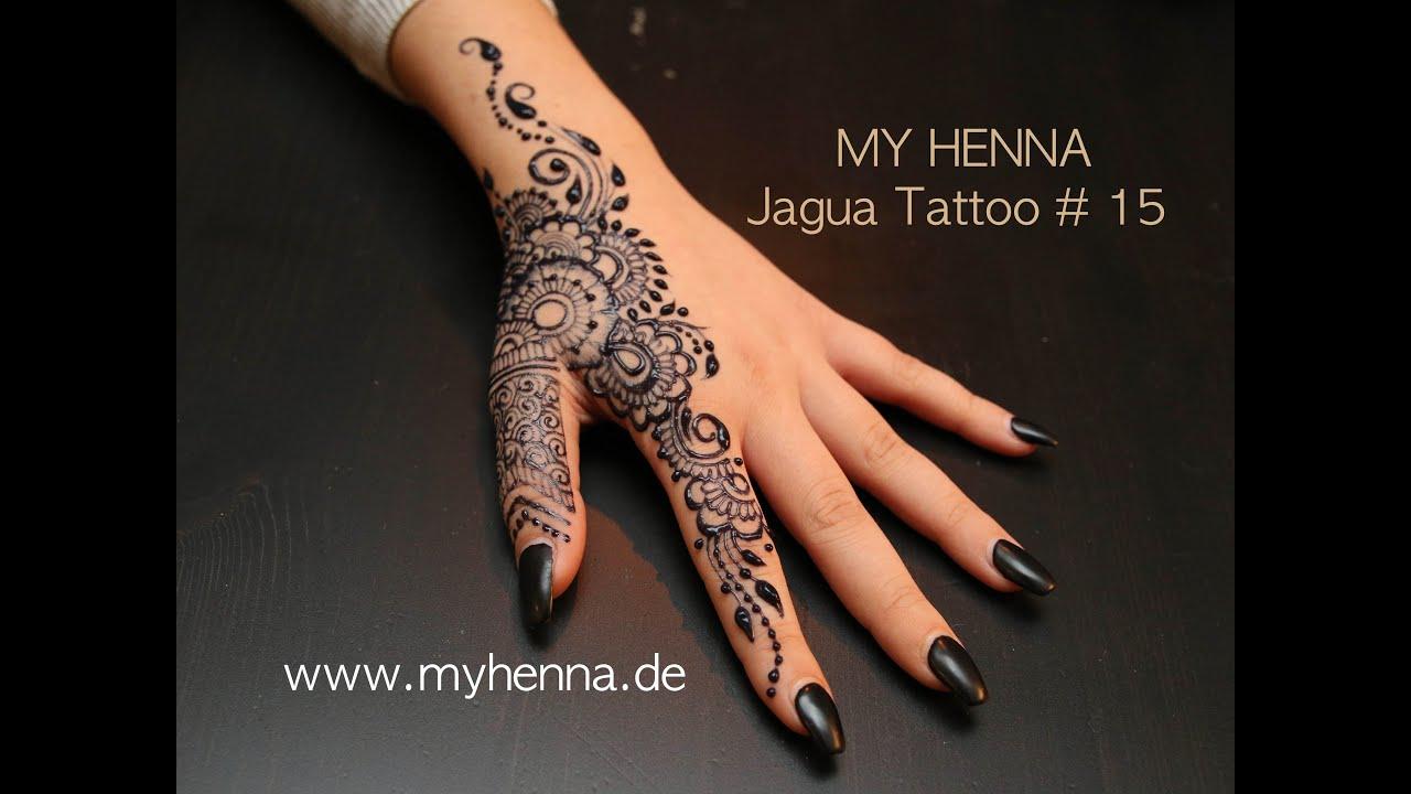 Jagua Tattoo: Jagua Tattoo # 15