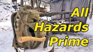 All Hazards Prime by 5.11 Tactical: Full Backpack Review