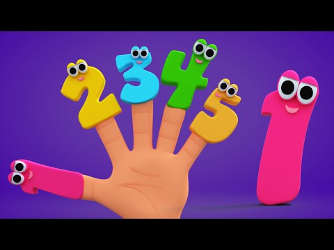 Finger Family | Songs For Kids | Nursery Rhymes For Children And Toddlers | Kids tv