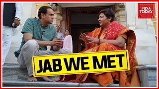 2019's Most Controversial Leader Sadhvi Pragya's Exclusive Interview | Jab We Met With Rahul Kanwal
