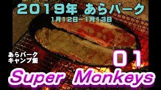 CyberLink PowerDirector 16 から 20190112-13アラパーク01 スーパー...