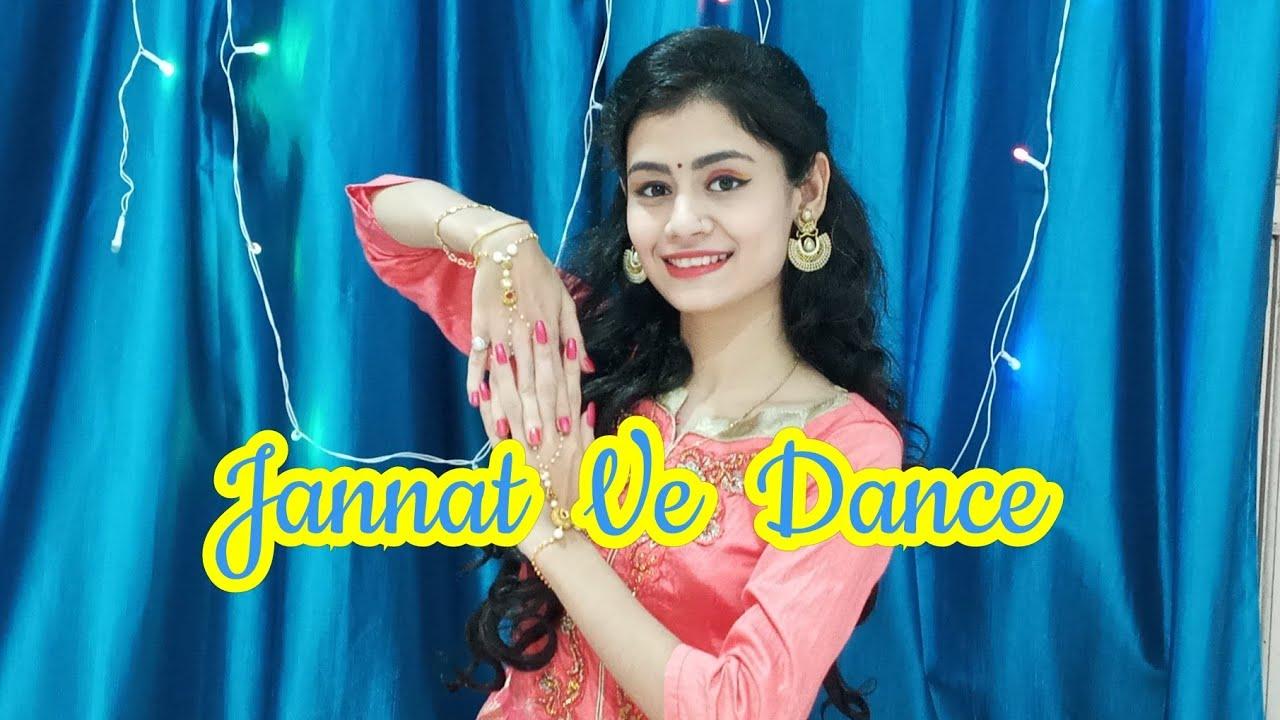 Jannat Ve Dance Cover | Darshan Raval | Sitting Choreography | Amisha Modha Choreography
