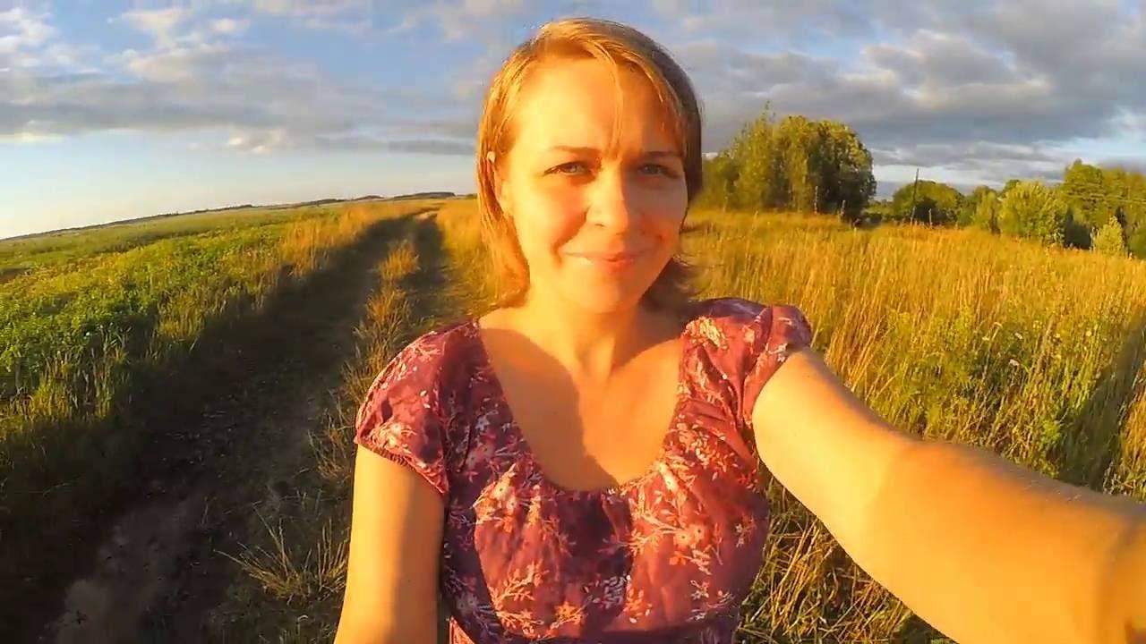 Знакомства с сельской женщиной