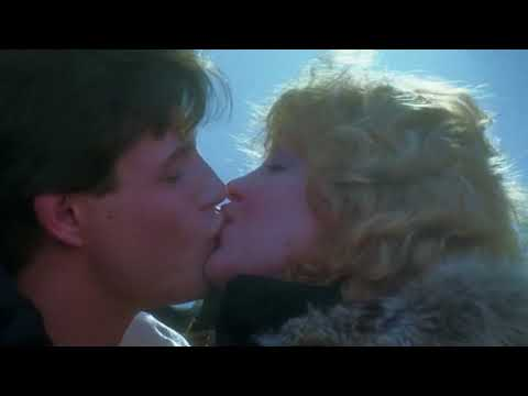 Hard Kiss Michael Pare & Nancy Allen