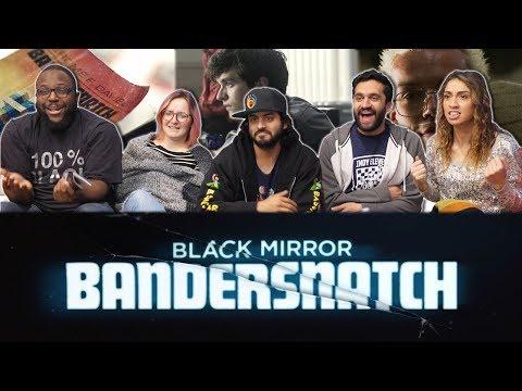 Black Mirror - Bandersnatch - Normies React