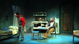 Pasada de prensa obra de teatro: Sunset limited