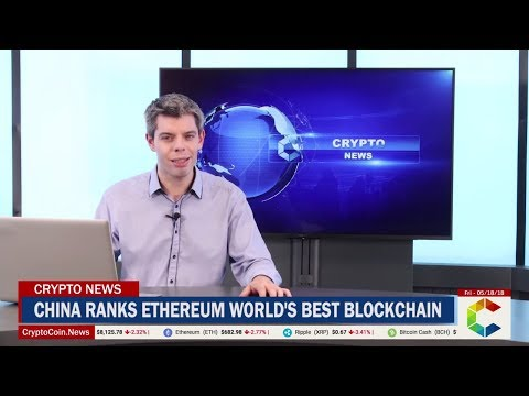 China Ranks Ethereum World's Best Blockchain
