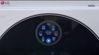 LG SIGNATURE Washer/Dryer Comb…